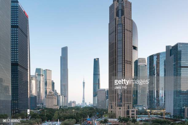 Guangzhou Central Business District