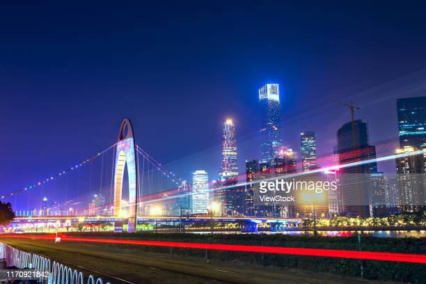 guangzhou city, guangdong province - guangzhou stock pictures, royalty-free photos & images