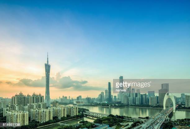 guangzhou city scence