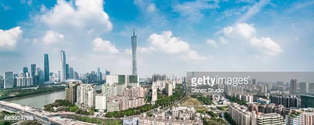 Guangzhou city scenery