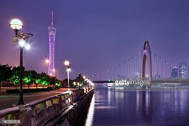 Guangzhou Cityscape, China
