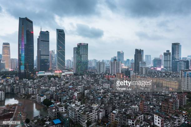 guangzhou pearl river new town - prosperity stock photos and pictures
