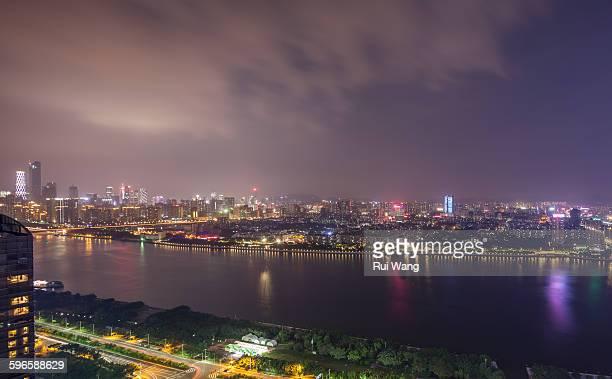 Guangzhou Waterfront Night