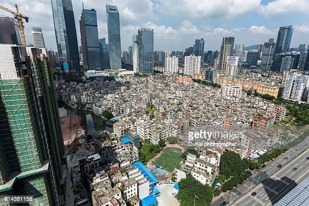 Guangzhou xian can village