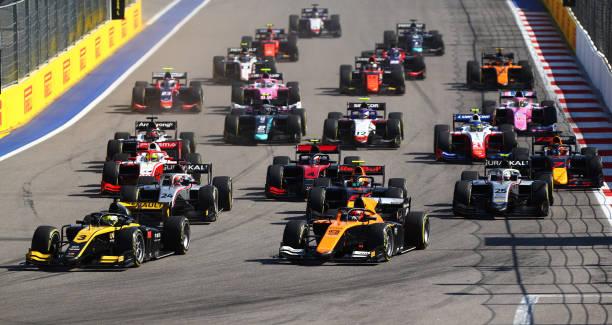 RUS: Formula 2 Championship - Round 10:Sochi - Sprint Race