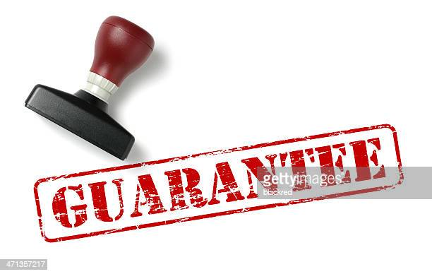 guarantee rubber stamp - representing stock pictures, royalty-free photos & images