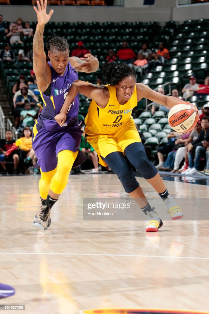 Los Angeles Sparks v Indiana Fever