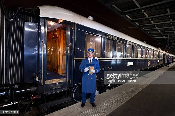 The Venice Simplon Orient Express Train Photos And Images