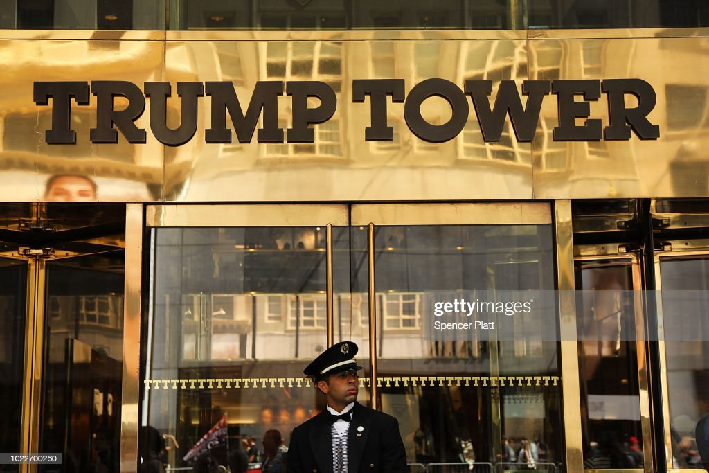 NY State Probe Into Trump Foundation Widens With Subpoena Of Trump's Former Lawyer Michael Cohen : News Photo