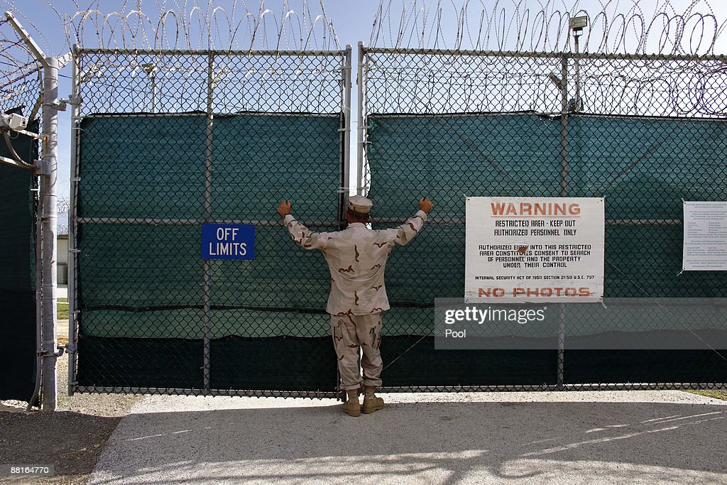 Chinese Uighur Detainees Continue To Be Held At Guantanamo : News Photo