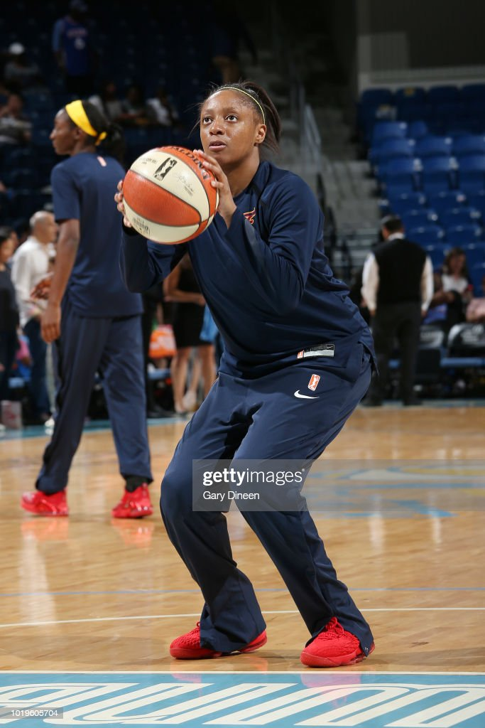 Indiana Fever v Chicago Sky