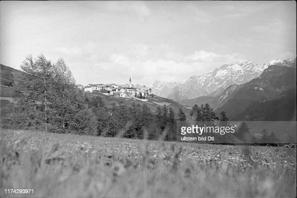 Guarda im Unterengadin; 1942