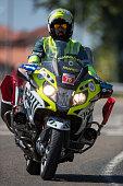 spain guardia civil motorcycle la vuelta