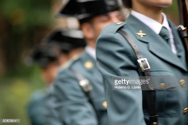 guardia civil - guardia civil fotografías e imágenes de stock