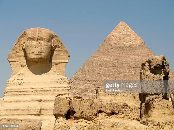 Gardienne des pyramides