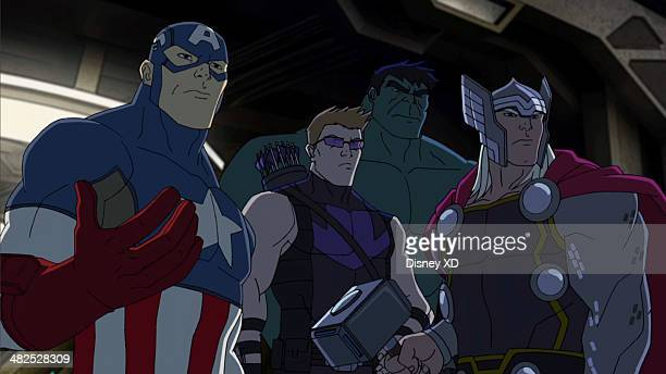 S AVENGERS ASSEMBLE Guardians and Space Knights When Galactus attacks Earth Iron Man is able to lead him to another planet but discovers that it is...