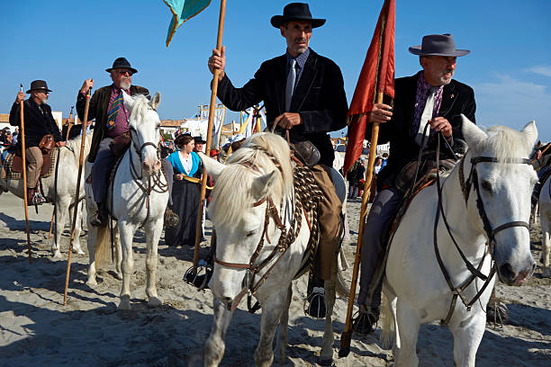 Guardians of the Camargue - Religious Procession - Saintes Maries de la Mer 8bb52edd86f