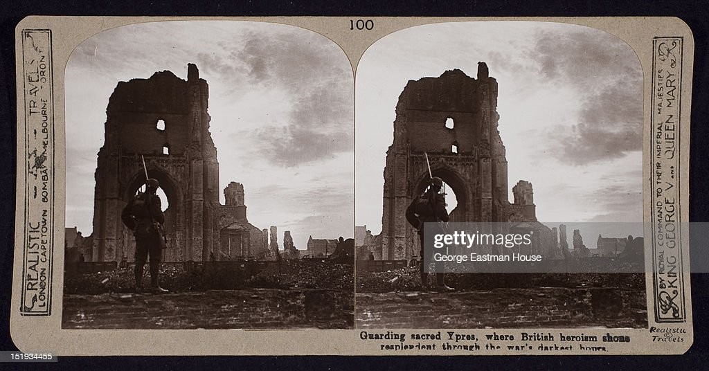 UNS: WWI: The War In Stereo