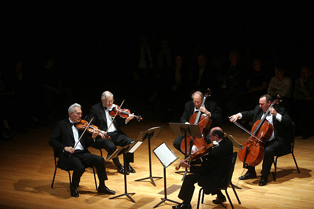 Guarneri String Quartet Pictures | Getty Images