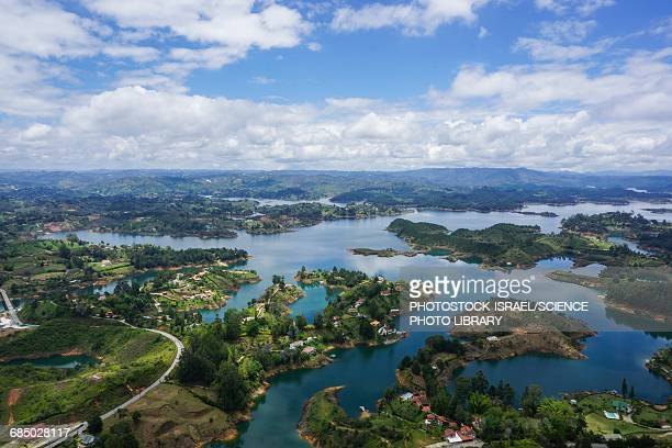 Guatape, Antioquia Department, Colombia