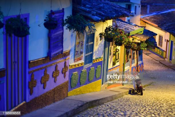 guatape, colombia - guatapé stock pictures, royalty-free photos & images