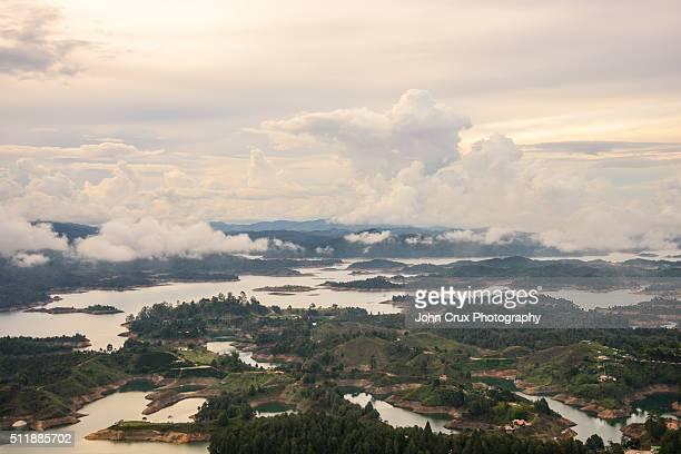 Guatape scenery