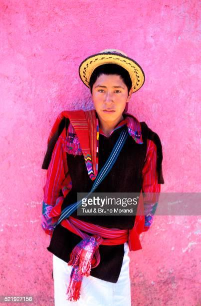Guatemala, Cuchumatanes, San Juan Atitan