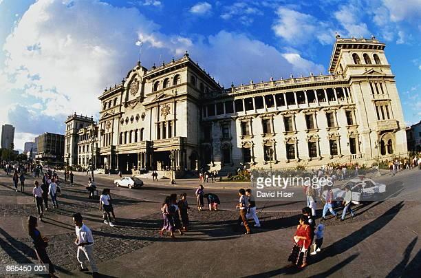 Guatemala, Guatemala City, National Palace