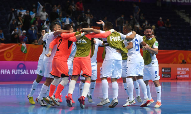 LTU: Uzbekistan v Guatemala: Group B - FIFA Futsal World Cup 2021