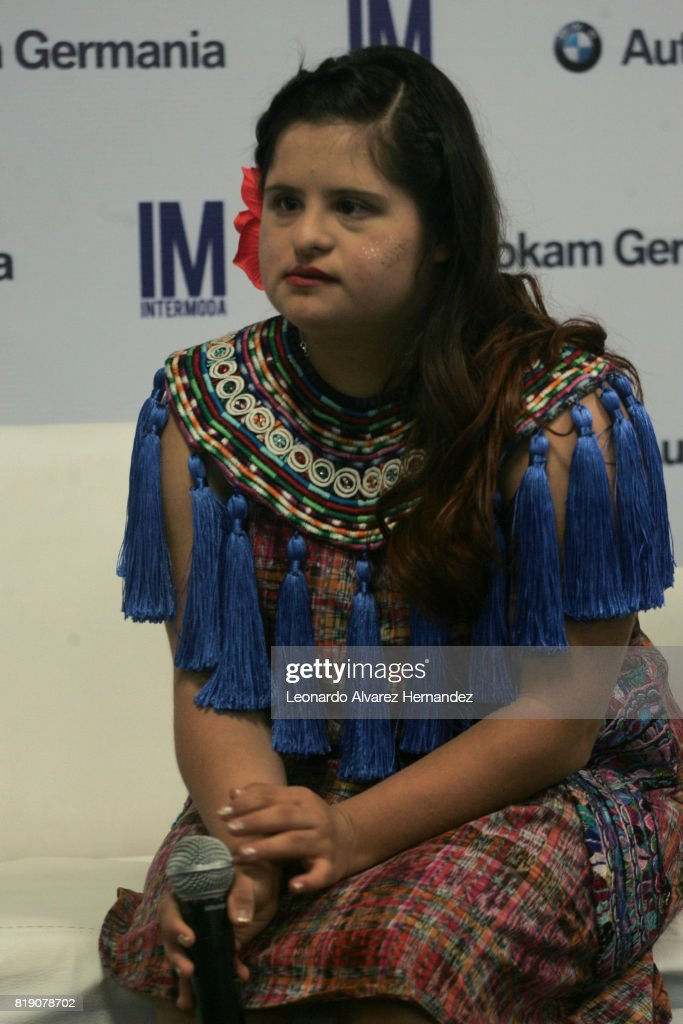 Guatemalan Fashion Designer Isabella Springmuhl Speaks To The Media News Photo Getty Images