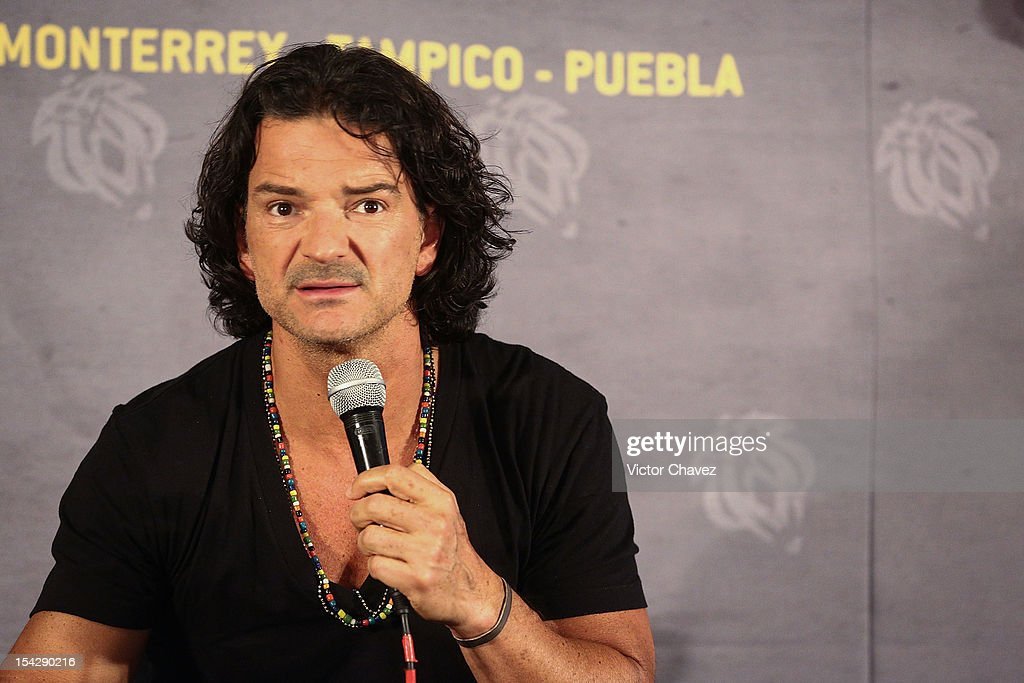 Ricardo Arjona - Press Conference