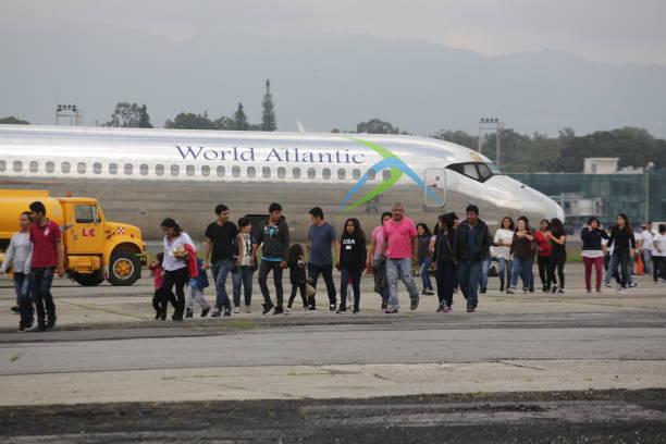 GTM: U.S. Immigration and Customs Enforcement Repatriates Guatemalan Citizens