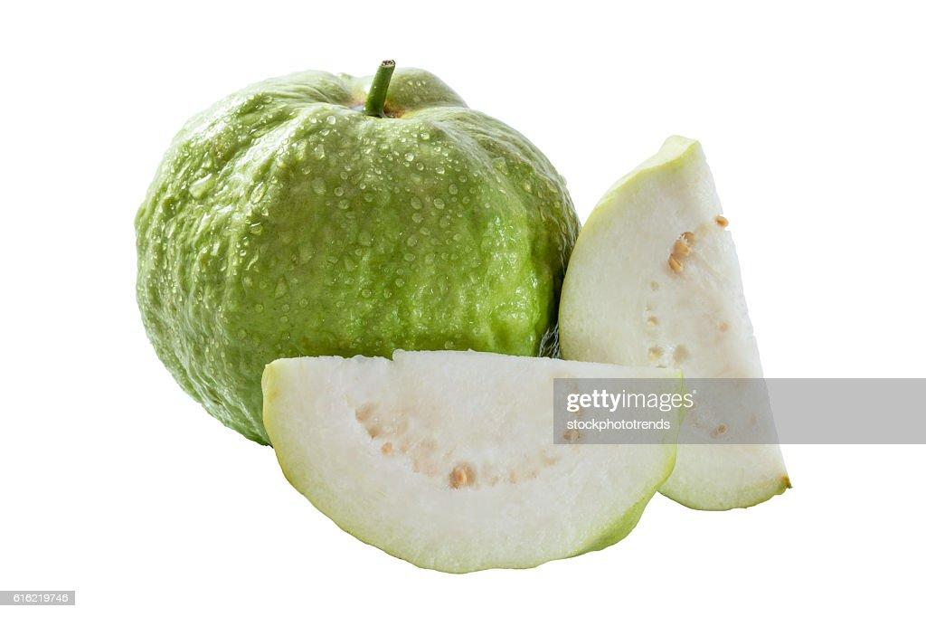 Guava : Stock Photo