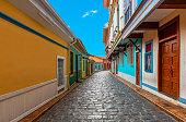 Guayaquil Street Colors, Ecuador