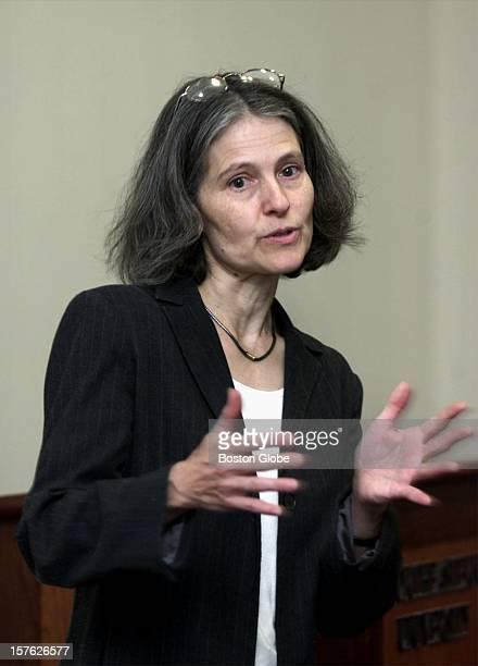 Gubernatorial Green Party candidate Jill Stein speaks at Northeastern University