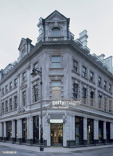 f633f09cab Gucci Bond Street Old Bond Street London W1 United Kingdom Architect  Househam Henderson Architects Gucci Old