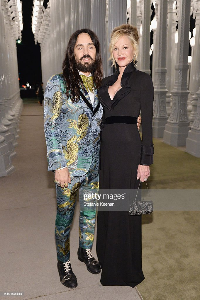 8240f748636 2016 LACMA Art + Film Gala Honoring Robert Irwin And Kathryn Bigelow  Presented By Gucci -