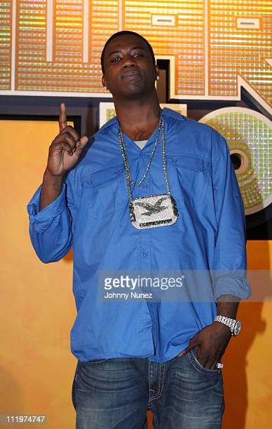 Gucci Mane attends the BET Hip Hop Awards '09 at the Boisfeuillet Jones Atlanta Civic Center on October 10 2009 in Atlanta Georgia