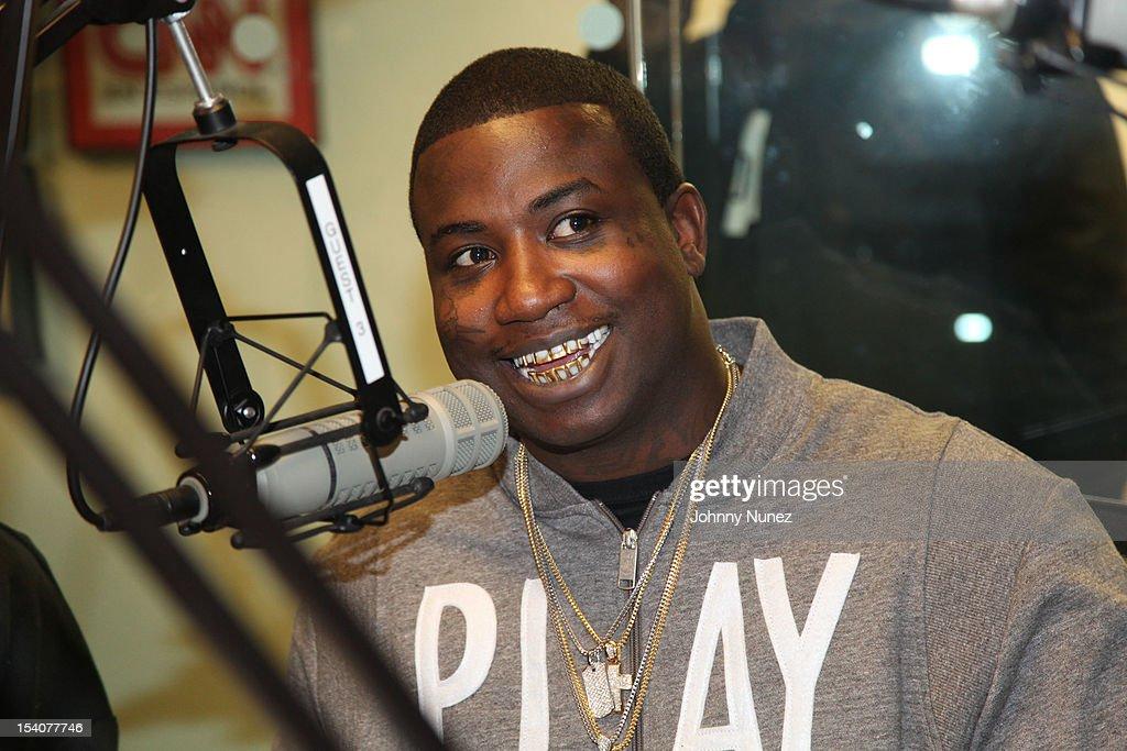 "Gucci Mane Invades ""The Whoolywood Shuffle"" : News Photo"