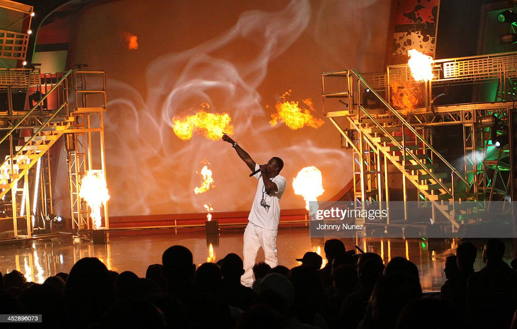 BET Hip Hop Awards '09 - Show : News Photo