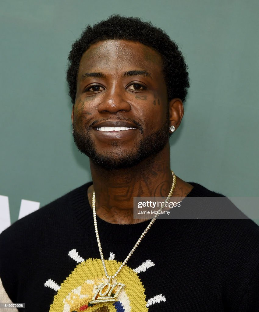 "Gucci Mane Signs Copies Of His New Book ""The Autobiography Of Gucci Mane"""