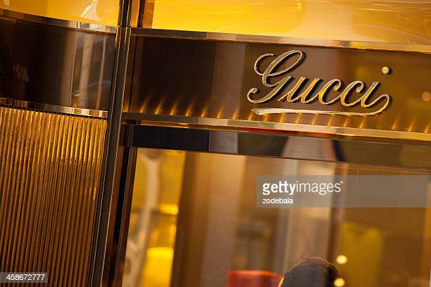 gucci store in via condotti, rome - gucci beauty stock pictures, royalty-free photos & images
