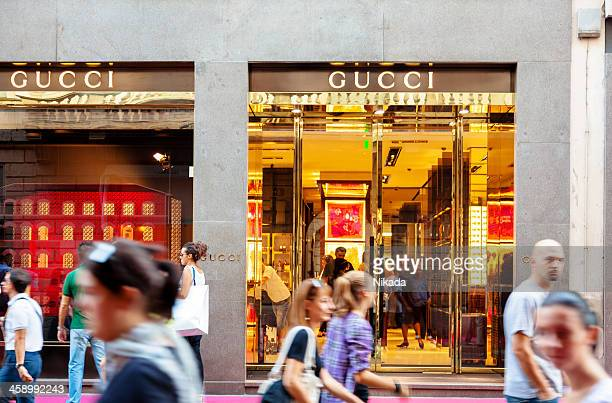 Gucci Store - Milan, Italy