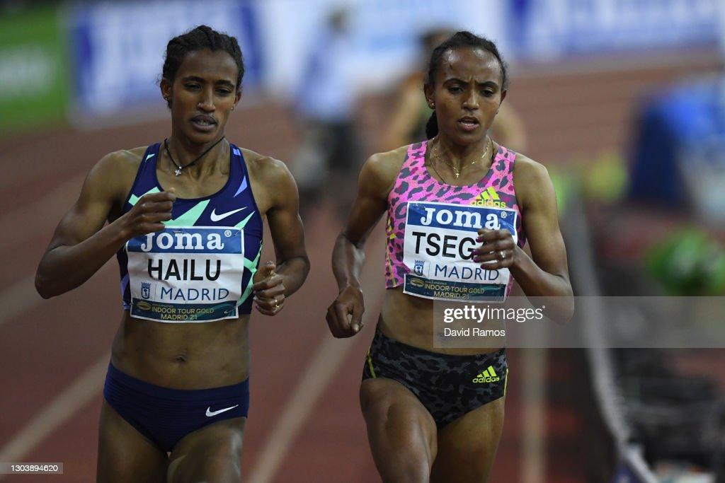 World Athletics Indoor Tour Madrid 2021 : News Photo