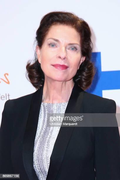 Gudrun Landgrebe attends the 19th Media Award by Kindernothilfe on November 3 2017 in Berlin Germany