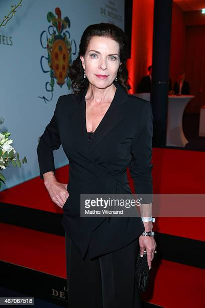 Gudrun Landgrebe attends the De Medici Hotel Grand Opening on March 20 2015 in Duesseldorf Germany
