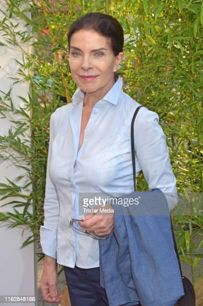Gudrun Landgrebe attends the Goetz George Award at Astor Film Lounge on August 19 2019 in Berlin Germany