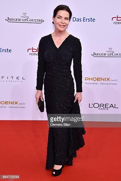 Gudrun Landgrebe attends the Lola German Film Award on May 27 2016 in Berlin Germany