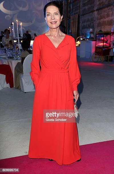 Gudrun Landgrebe during the 70th anniversary of Arthur Brauner's CCC Film Studios on September 23 2016 in Berlin Germany