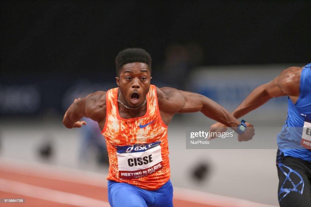 Athletics Indoor Meeting of Paris 2018 : Photo d'actualité